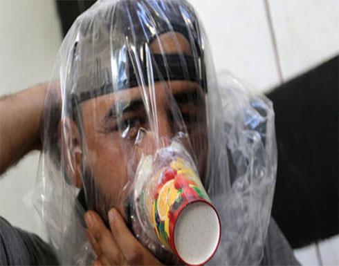 """""""حميميم"""": المسلحون و""""الخوذ البيضاء"""" يعدون هجمات بالكلور في إدلب.. ورصد مختبرات كيميائية"""