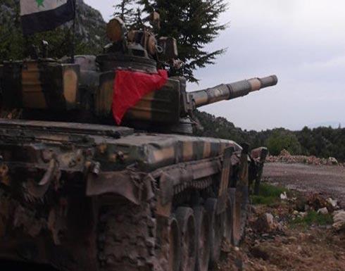اشتباكات عنيفة بين قوات الأسد وداعش في البوكمال