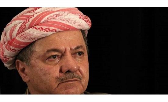 بارزاني يصل عمان للمشاركة في المنتدى الاقتصادي العالمي