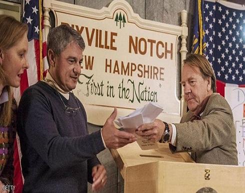 """انطلاق عملية التصويت بالانتخابات الأميركية من """"قرية صغيرة"""""""