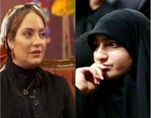 نجمة إيران الأولى لابنة قاسم سليماني: الشعب قتل بسبب والدك