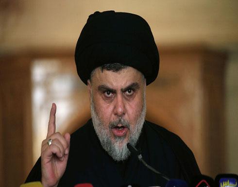 """الصدر يعلن استعداده لإخراج الجيش الأمريكي من العراق سياسيا ويهدد الولايات المتحدة بـ """"تصرف آخر"""""""