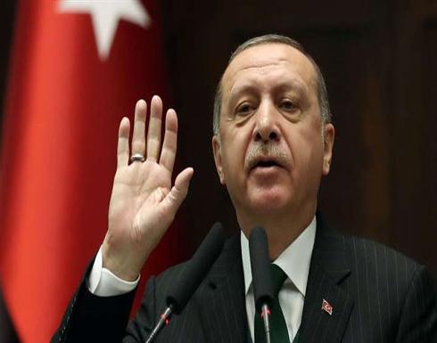 أردوغان: سنواصل ترحيل عناصر داعش لبلدانهم