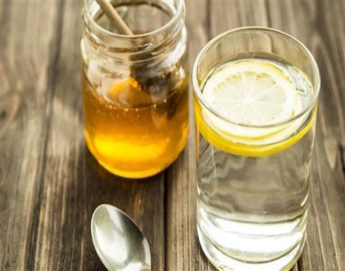 فوائد شرب العسل والليمون على معدة خاوية