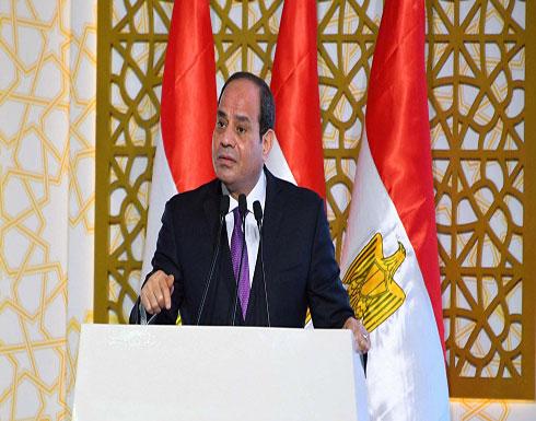 """البرلمان المصري يوافق على قرار السيسي بتمديد """"الطوارئ"""""""
