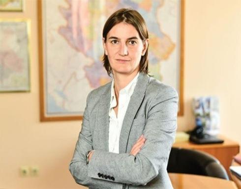 """سابقة.. تعيين """"مثلية"""" رئيسة للحكومة في صربيا"""