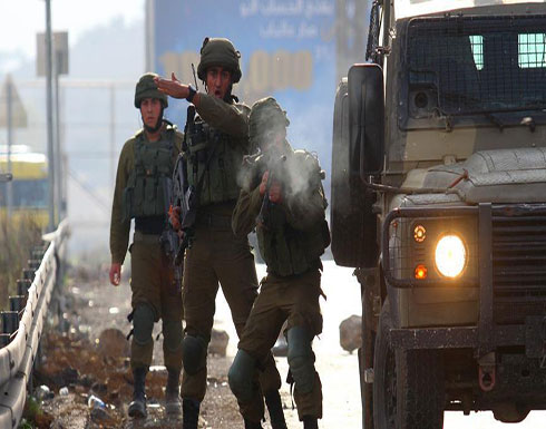 مواجهات بين فلسطينيين والجيش الإسرائيلي على حدود غزة