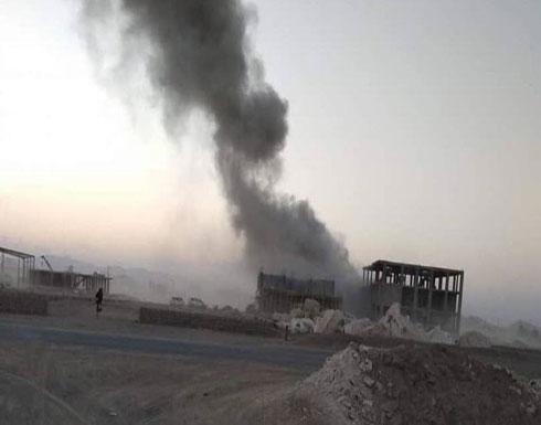مأرب.. مقتل امرأة وجرح 6 مدنيين بقصف حوثي استهدف مسكناً
