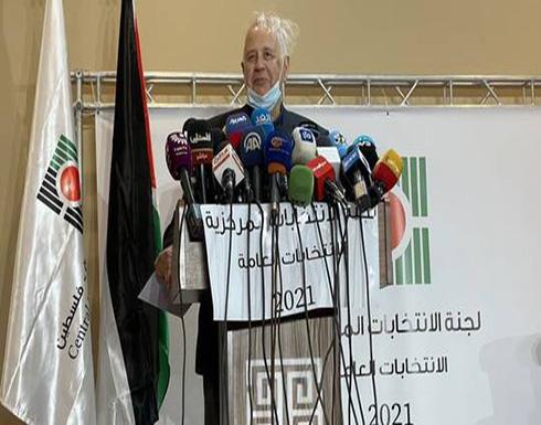 ناصر: مراسيم رام الله متوافق عليها وعلى الفلسطينيين البدء في التسجيل للانتخابات