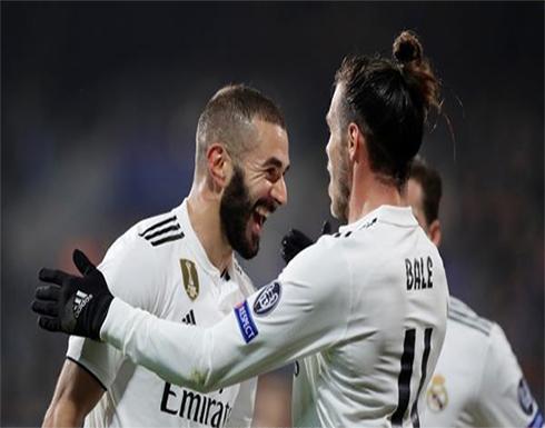 بنزيما وبيل يغيبان عن ريال مدريد في السوبر