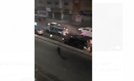 بالفيديو : مداهمات امنية على مطلوبين في الرصيفة