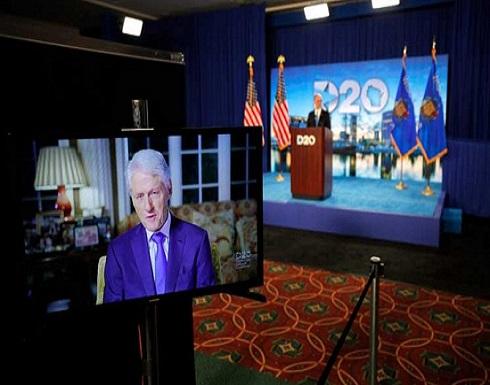 بيل كلينتون: ترامب غير قادر على قيادة الولايات المتحدة