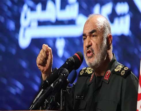 الحرس الثوري الإيراني يهدد إسرائيل