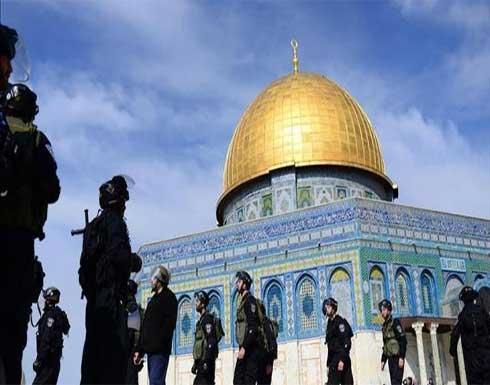 """أوقاف القدس : الاحتلال حوّل """"الأقصى"""" لثكنة عسكرية"""