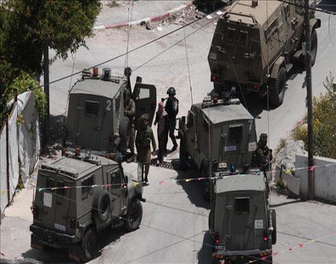 الجيش الإسرائيلي يعتقل 21 فلسطينيا بالضفة