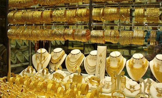 2ر27دينار سعر غرام الذهب بالسوق الأردني