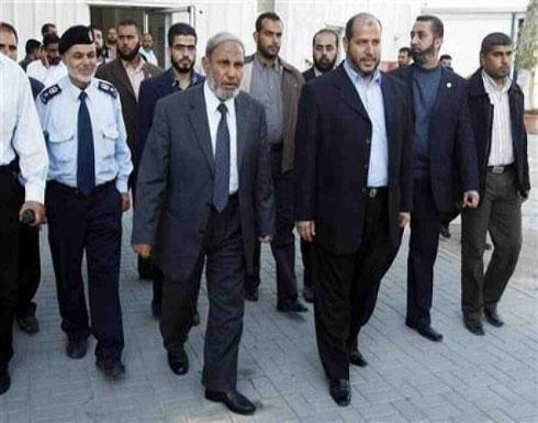 وفد من حماس يزور القاهرة