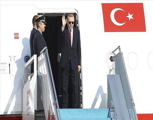 أردوغان يجري زيارة إلى روسيا الثلاثاء
