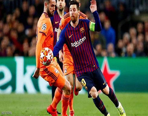 بالفيديو : برشلونة في ربع النهائي للمرة الـ12 تواليا بفضل ميسي