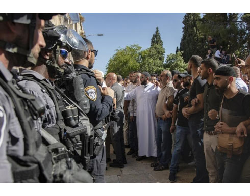 وزير اسرائيلي : ضاعفنا عدد المقتحمين للأقصى ثلاثة أضعاف والقرار سياسي