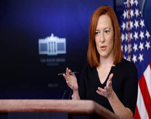نائب جمهوري يطالب سكرتيرة البيت الأبيض بالاعتذار عن سخريتها من القوة الفضائية