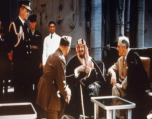 وثيقة أميركية تاريخية تؤكد دعم السعودية لقضية فلسطين