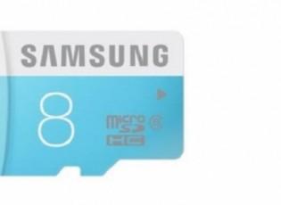 سامسونغ تضاعف سعة بطاقات ذاكرة الهواتف الذكية وسرعتها