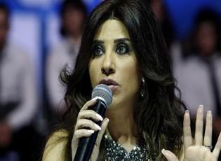 بالصور : بعد إليسا.. نجوى كرم وهيفاء وهبي تتضامنان مع غزة