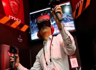 نظام جديد لتجربة الواقع الافتراضي دون نظارات