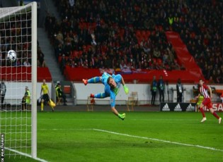 N.بالصور: أتلتيكو مدريد يضع قدماً في ربع النهائي بفوز ملحمي على ليفركوزن