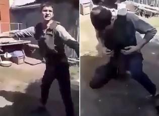 فيديو| شاب يقتل نفسه أمام الكاميرا خلال اختبار سترة مضادة للرصاص!
