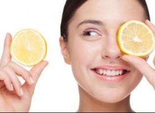 عصير الليمون الحامض سحر للحصول على بشرة جذابة