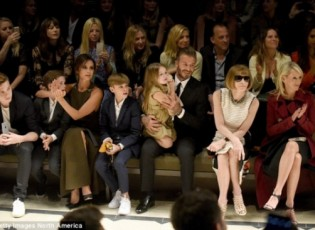 فيكتوريا بيكهام تتعاون مع ماركة الأزياء «Target» لإسعاد الأطفال
