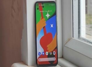 غوغل Pixel 4a .. نظرة عن قرب!