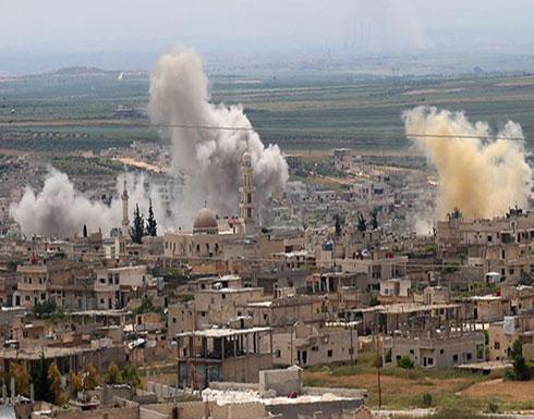بريطانيا وفرنسا وألمانيا تطالب بوقف التصعيد في إدلب