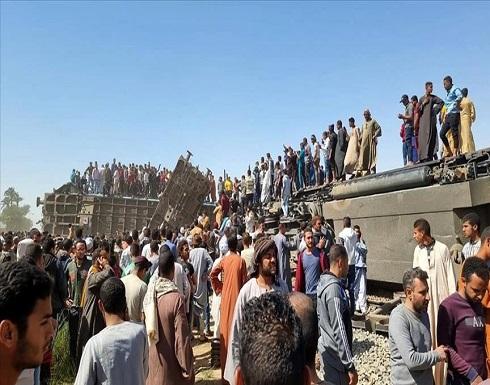 دول ومنظمات عربية تعزي مصر في ضحايا حادث تصادم قطارين