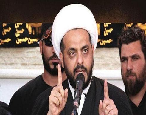 الخزعلي: لا جدوى من برلمان العراق إن لم يقرر طرد أميركا
