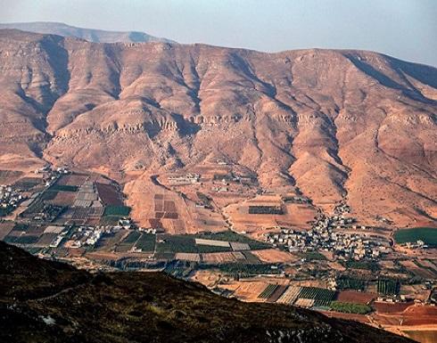 الاحتلال يطرد عائلات فلسطينية في الأغوار الشمالية