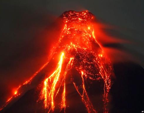 مأساة سيدة فقدت 50 شخصا من عائلتها بسبب بركان