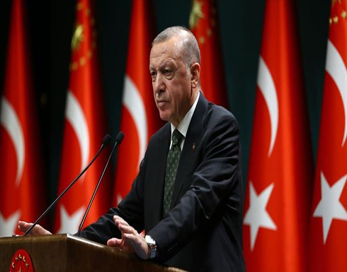 الرئيس أردوغان يعلن فرض حظر تجول جزئي نهاية الأسبوع