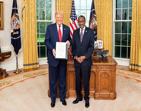 ترامب يعتمد رسميا أول سفير سوداني منذ 23 عاما