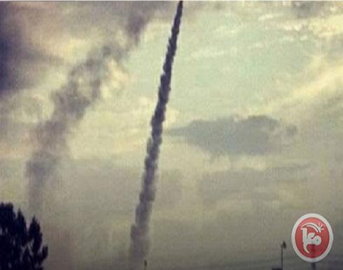 """صاروخ """"غراد"""" يصل بئر السبع ونشر بطاريات """"قبة حديدية"""""""