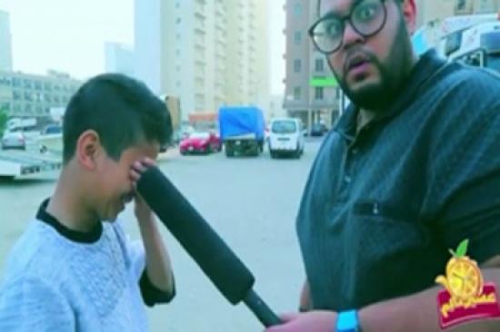 شاهد: مقلب مؤثر لجاسم رجب ينتهي بالبكاء
