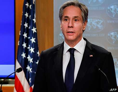 """بلينكن: الرعب الذي يمارسه المجلس العسكري في ميانمار """"مروّع"""""""