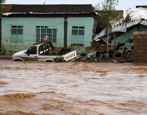 بالفيديو : الفيضانات تخلف 54 قتيلا وتتلف 37 ألف منزل في السودان