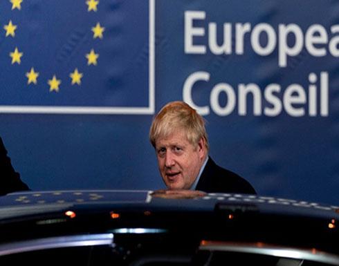 جونسون يخضع لقرار العموم البريطاني.. ومليونية لاستفتاء جديد..شاهد