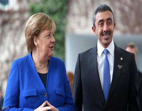 عبد الله بن زايد يؤكد دعم الإمارات لاستقرار ليبيا