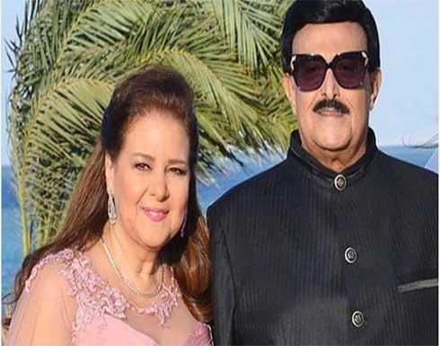 سمير غانم وزوجته دلال عبد العزيز إلى العناية المركزة بسبب فيروس كورونا
