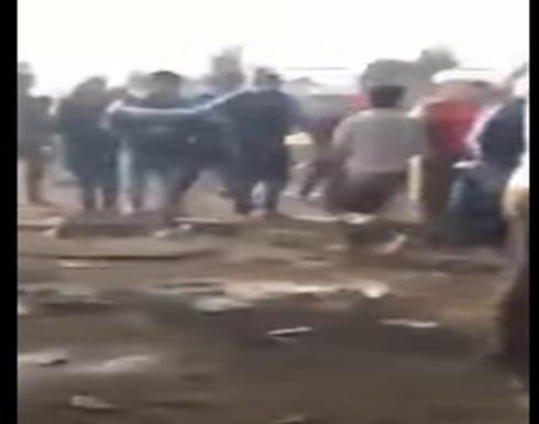 انفجار سيارة ملغومة في ساحة لبيع السيارات بمنطقة شهداء البياع ببغداد