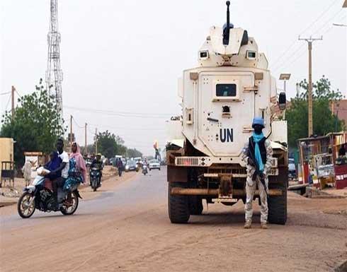 إصابة 15 من قوات حفظ السلام بالأمم المتحدة في هجوم بشمال مالي